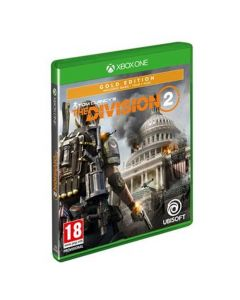משחק TOM CLANCYS THE DIVISION 2 GOLD EDITION ל XBOX ONE
