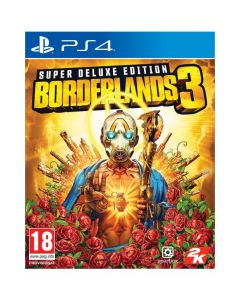 מכירה מוקדמת משחק BORDERLANDS 3 Super Deluxe Edition ל PS4