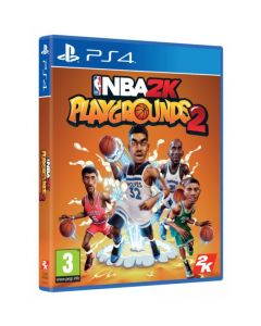 משחק NBA 2K PLAYGROUNDS 2 ל PS4