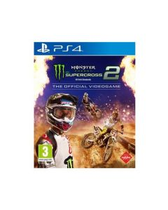 משחק MONSTER ENERGY SUPERCROSS T.O.V.G.2 ל PS4