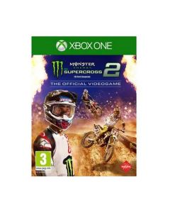 משחק MONSTER ENERGY SUPERCROSS T.O.V.G.2 ל XBOX ONE