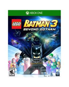 משחק LEGO BATMAN 3 - BEYOND GOTHAM ל XBOX ONE