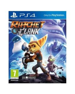 משחק RATCHET AND CLANK ל PS4