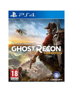 משחק GHOST RECON WILDLANDS ל PS4