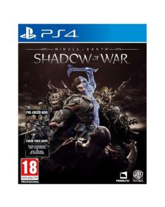 משחק MIDDLE EARTH: SHADOW OF WAR D1 ל PS4