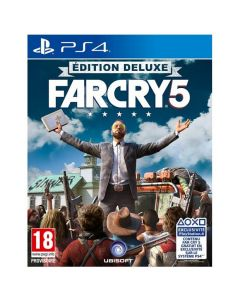 משחק FAR CRY 5 DELUXE EDITION ל PS4