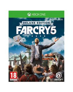 משחק FAR CRY 5 DELUXE EDITION ל XBOX ONE