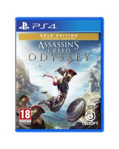 משחק ASSASSINS CREED ODYSSEY G.E ל PS4