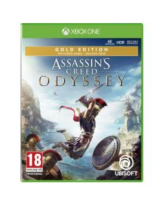 משחק ASSASSINS CREED ODYSSEY G.E ל XBOX ONE