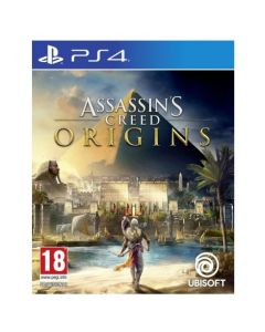 משחק ASSASSINS CREED ORIGINS ל PS4