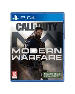 מכירה מוקדמת משחק COD MODERN WARFARE 2019 DAY ONE EDITION ל PS4