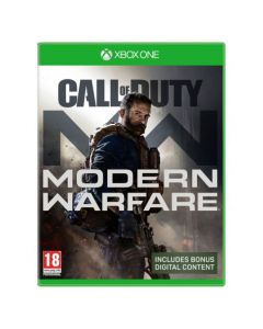 מכירה מוקדמת משחק COD MODERN WARFARE 2019 DAY ONE EDITION ל XBOX ONE