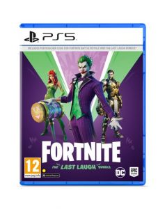 משחק FORTNITE THE LAST LAUGH BUNDLE ל PS5 *קוד דיגיטלי
