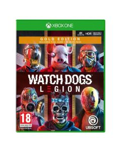 מכירה מוקדמת משחק WATCH DOGS LEGION GOLD EDITION ל XBOX ONE