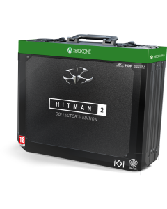 משחק HITMAN 2 COLLECTORS EDITION ל XBOX ONE