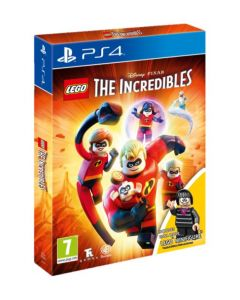 משחק LEGO INCREDIBLES TOY EDITION ל PS4