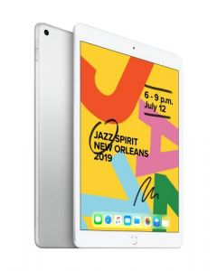 "טאבלט ""10.2 Apple iPad (2019) Wi-Fi 32GB כסוף יבואן רשמי"