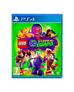 משחק LEGO DC SUPER VILLAINS ל PS4