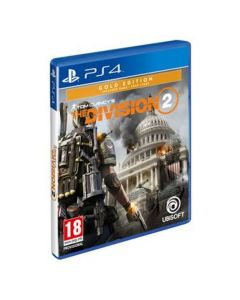 משחק TOM CLANCYS THE DIVISION 2 GOLD EDITION ל PS4