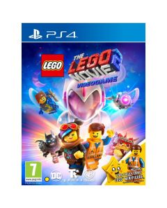 משחק THE LEGO MOVIE 2 VIDEOGAME TOY EDITION ל PS4