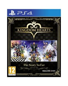 משחק KINGDOM HEARTS THE STORY SO FAR ל PS4