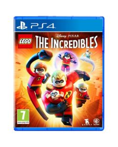 משחק LEGO INCREDIBLES  ל PS4