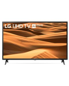 "טלוויזיה חכמה ""43 LG SMART TV LED ULTRA HD 4K 43UM7340"