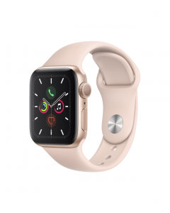 שעון חכם APPLE WATCH SERIES 5 44MM GPS יבואן רשמי