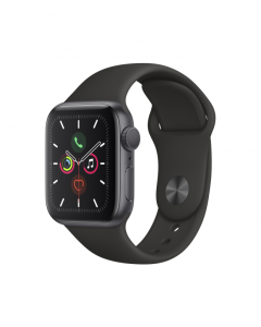 שעון חכם APPLE WATCH SERIES 5 40MM GPS יבואן רשמי