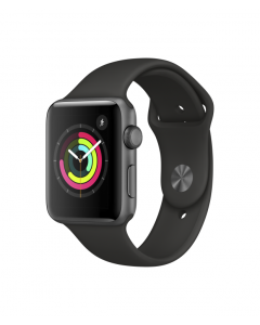 שעון חכם APPLE WATCH SERIES 3 GPS 42MM  יבואן רשמי