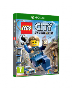 משחק LEGO CITY UNDERCOVER INT ל XBOX ONE