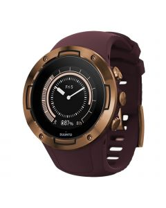 שעון חכם / ספורט SUUNTO 5 BURGUNDY COPPER