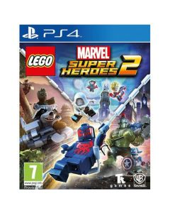 משחק LEGO MARVEL SUPER HEROES 2 ל PS4