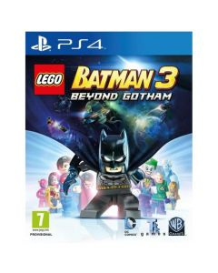 משחק LEGO BATMAN 3 - BEYOND GOTHAM ל PS4