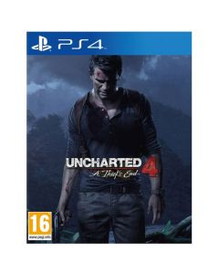 משחק UNCHARTED 4- A THIEF'S END ל PS4