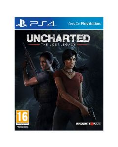 משחק UNCHARTED THE LOST LEGACY ל PS4