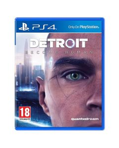משחק DETROIT BECOME HUMAN ל PS4