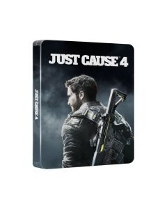 משחק  JUST CAUSE 4 DAY ONE STEELBOOK EDITION ל XBOX ONE