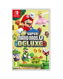 משחק NEW SUPER MARIO BROS.U DELUXE ל NINTENDO SWITCH