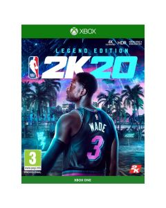משחק NBA 2K20 LEGEND EDITION ל XBOX ONE