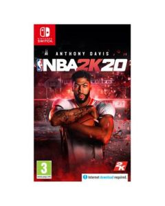 משחק NBA 2K20 ל NINTENDO SWITCH