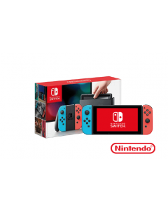 קונסולה NINTENDO SWITCH 32GB כולל שלטי NEON