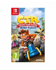 משחק CRASH TEAM RACING NITRO FUELED ל Nintendo Switch