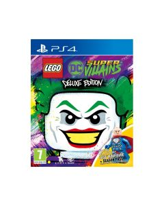 משחק LEGO DC SUPER VILLAINS DELUXE EDITION ל PS4