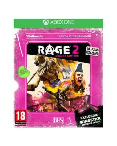 משחק RAGE 2 WINGSTICK DELUXE EDITION ל XBOX ONE