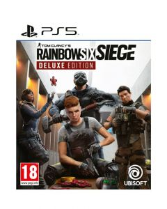 משחק Tom clancys rainbow six siege deluxe edition year 6 ל PS5