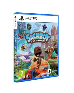משחק Sackboy a  big adventureל PS5