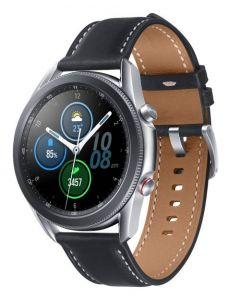 שעון חכם Samsung Galaxy Watch3 45mm SM-R840 כסוף