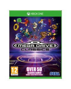 משחק SEGA MEGADRIVE COLLECTION ל XBOX ONE