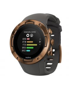 שעון חכם / ספורט SUUNTO 5 GRAPHITE COPPER